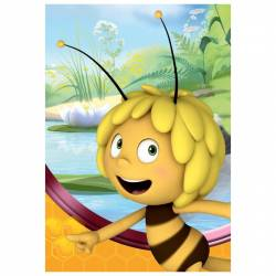 COVOR MAYA THE BEE 95X133CM Covoare