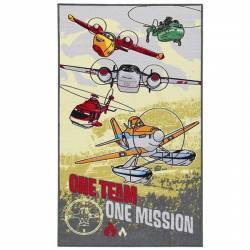 COVOR ONE MISSION PLANES 80X140CM Covoare