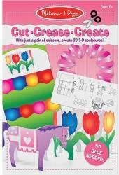 Creaza figurine din hartie - setul roz Melissa and Doug Rechizite
