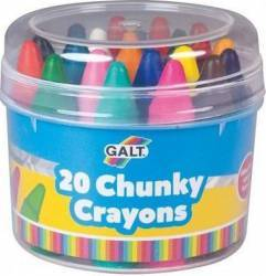 Creioane gigant 20 bucati Rechizite