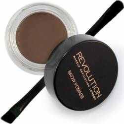 Creion pentru sprancene Makeup Revolution London Brow Pomade - Ash Brown Make-up ochi