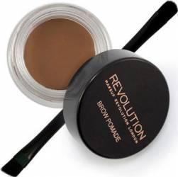 Creion pentru sprancene Makeup Revolution London Brow Pomade - Caramel Brown