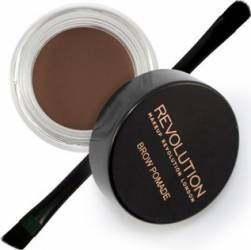 Creion pentru sprancene Makeup Revolution London Brow Pomade - Chocolate Make-up ochi