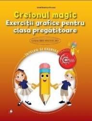 Creionul magic - Exercitii grafice pentru clasa pregatitoare - Irinel Betrice Nicoara Carti