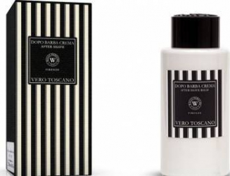 Crema After Shave Wally Vero Toscano Nero 250ml