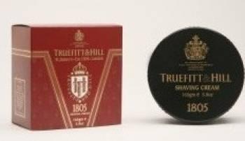 Crema de barbierit Truefitt and Hill 1805 la cutie Gel de Ras si Aftershave