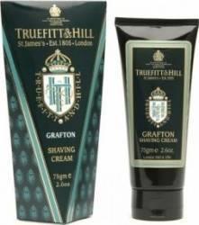 Crema de barbierit Truefitt and Hill Grafton la tub Gel de Ras si Aftershave