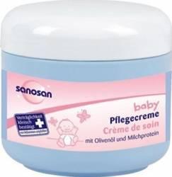Crema de corp pentru copii Sanosan Care Cream 150ml Cadite, prosoape si accesorii baie
