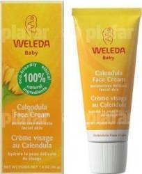 Crema de corp pentru copii Weleda Calendula Face Cadite, prosoape si accesorii baie