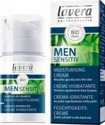 Crema de fata pentru barbati Lavera Men Sensitiv Face Cream