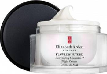 Crema de noapte Elizabeth Arden Flawless Future 50ml Creme si demachiante