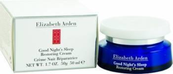 Crema de noapte Elizabeth Arden Good Night Sleep 50ml Creme si demachiante