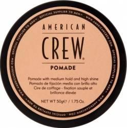 Crema de par American Crew Classic Pomade 50ml Crema, ceara, glossuri