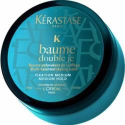 Crema de par Kerastase K Styling Baume Double Je 75ml Crema, ceara, glossuri