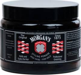 Crema de par Morgans Styling Pomade High Shine 500ml Crema, ceara, glossuri