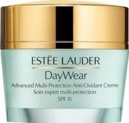 Crema de zi Estee Lauder Daywear Multi-Protection Anti-Oxidant SPF 15 - NormalCombination Skin 50ml Creme si demachiante
