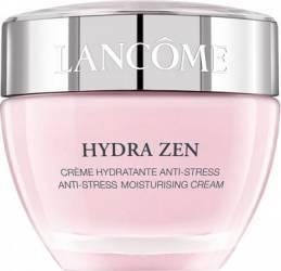 Crema de zi Lancome Hydra Zen Anti-Stress for All Skin Types 50ml Creme si demachiante