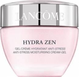 Crema de zi Lancome Hydra Zen Anti-Stress Gel-Creme for All Skin Types 50ml Creme si demachiante