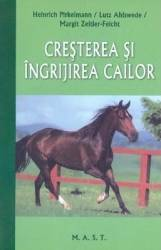 Cresterea si ingrijirea cailor - Heinrich Pirkelmann Carti