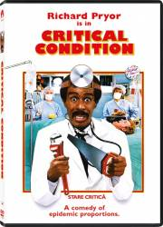 Critical Condition DVD 1987 Filme DVD