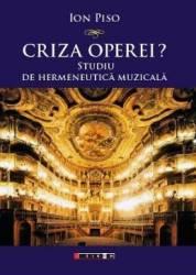 Criza operei - Ion Piso Carti