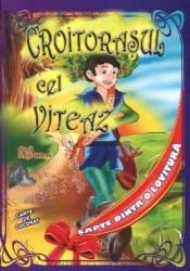 Croitorasul cel viteaz dupa fratii Grimm - Carte de colorat A4