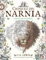 Cronicile din Narnia - Carte de colorat Carti