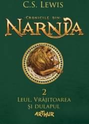Cronicile din Narnia - Vol.2 Leul vrajitoarea si dulapul - C.S. Lewis Carti