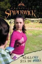 Cronicile Spiderwick - Mallory sta de paza Carti
