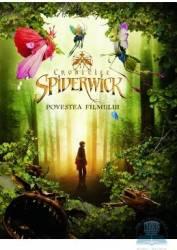 Cronicile Spiderwick - Povestea filmului Carti