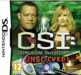 CSI 6 Fatal Conspiracy DS