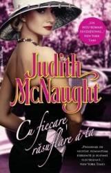 Cu fiecare rasuflare a ta - Judith Mcnaught Carti