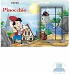Cubopuzzle - Pinocchio
