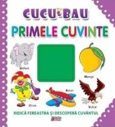 Cucu-Bau Primele cuvinte Carti