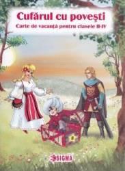 Cufarul Cu Povesti Vol 8  Carte De Vacanta Cls 2-4