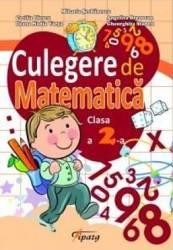 Culegere de Matematica cls 2 - Mihaela Serbanescu Cecilia Iliescu Angelica Brezovan