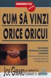 Cum Sa Vinzi Orice Oricui 2008 - Joe Girard