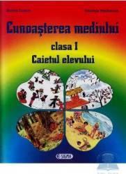 Cunoasterea mediului cls 1 caiet - Sorina Cuzum Gabriela Vasiloanca