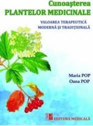 Cunoasterea plantelor medicinale - Maria Pop Oana Pop