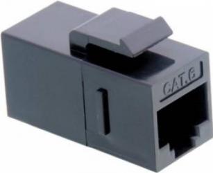 Cupla Keystone Modulara RJ45 Value Cat.6 UTP Accesorii retea