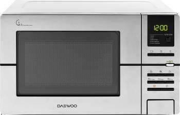 Cuptor cu microunde Daewoo KOR-6L5K 20L 700W 10 nivele de putere Inox Cuptoare cu microunde