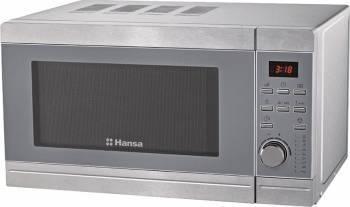 Cuptor cu microunde Hansa AMG20E70GIVH 20L 700W Electronic Argintiu Cuptoare cu microunde