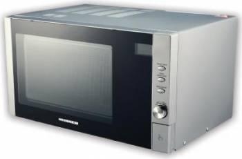 Cuptor cu microunde Heinner HMW-23DS 23L 1000W Electronic Argintiu Cuptoare cu microunde