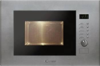 Cuptor cu microunde incorporabil Candy MIC20GDFX, 20 l, 800 W, Grill, Inox Cuptoare cu microunde