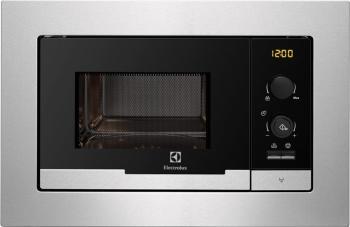 Cuptor cu microunde incorporabil Electrolux EMS20107OX 20L 800W Mecanic Inox Cuptoare cu microunde