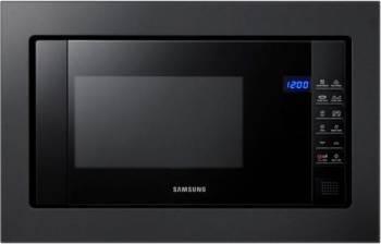 Cuptor cu microunde incorporabil Samsung FG87SUB 23l 800W grill 1100W Negru Cuptoare cu microunde