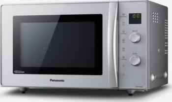Cuptor cu microunde Panasonic NN-CD575MEPG 27L 1000W Electronic Argintiu Cuptoare cu microunde