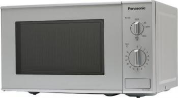 Cuptor cu microunde Panasonic NN-E221M 20L 800W Mecanic Argintiu Cuptoare cu microunde