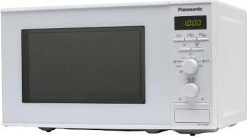 Cuptor cu microunde Panasonic NN-J151W 20L 800W Electronic Alb