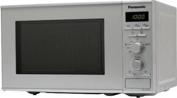 Cuptor cu microunde Panasonic NN-J161M 20L 800W Digital Argintiu Cuptoare cu microunde